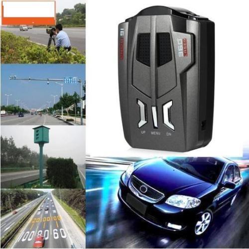 V9 Car Radar Detector
