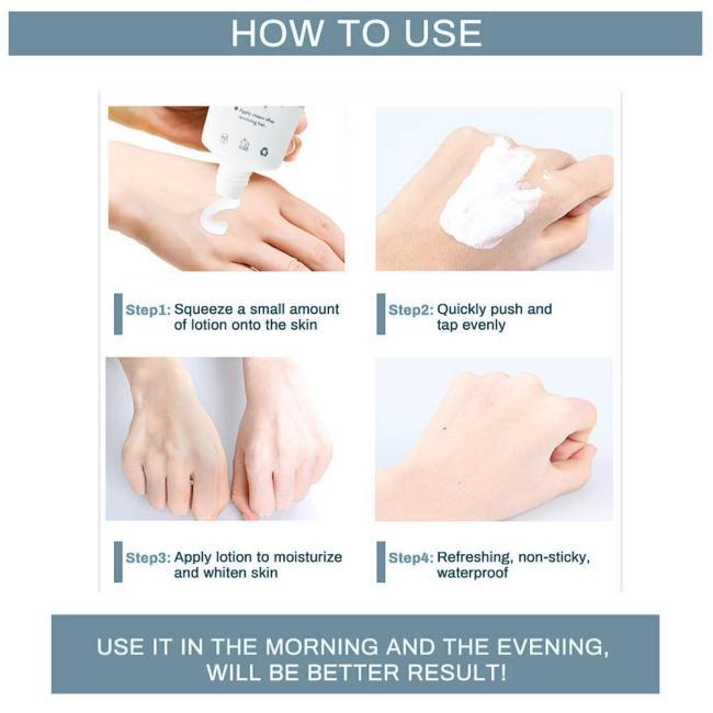 Armpit Whitening Cream