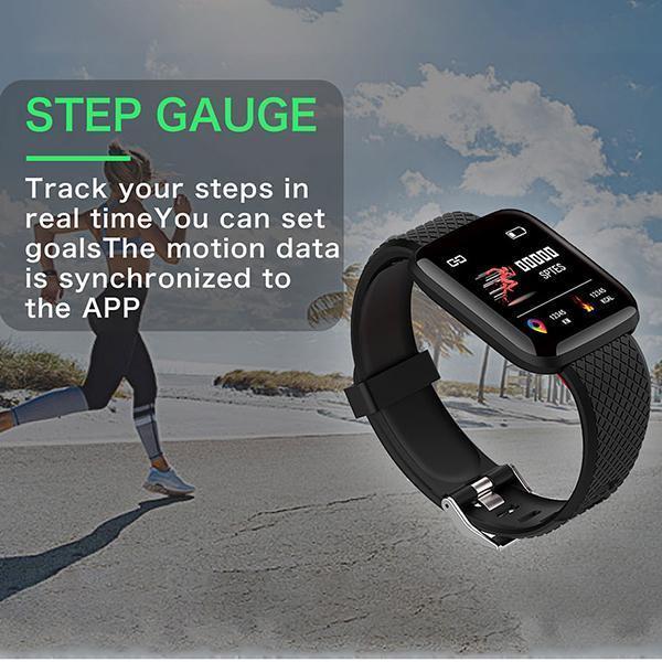 Fitness Tracking Watch Smart Bracelet