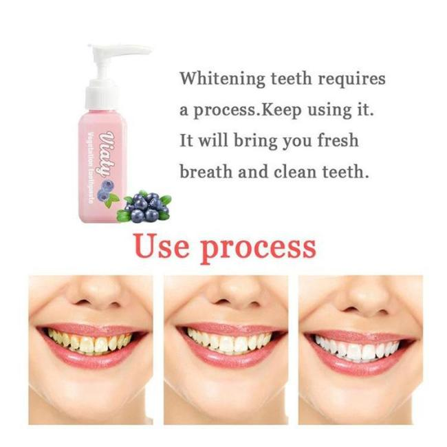 Instant Brightify Natural Toothpaste