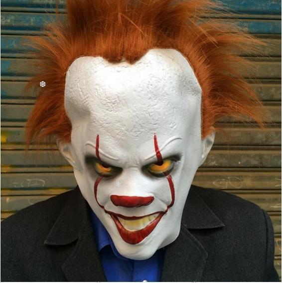 Play Clown Mask