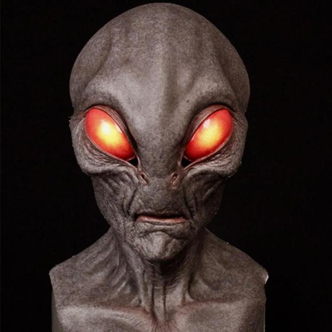 Alien Natural Silicone Mask