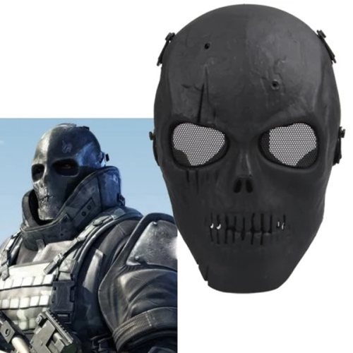 Airsoft Halloween Mask Military
