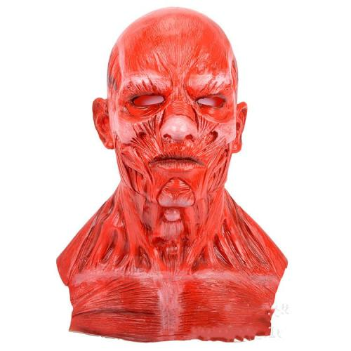 [Halloween Promotion!!!] Flayed Frank Mask
