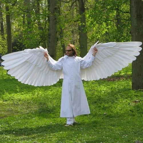 🎃🎃Halloween 3D Angel Devil Big Wings