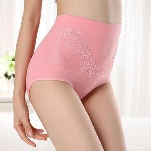Slim-Fit Lace Underwear(4 pcs)
