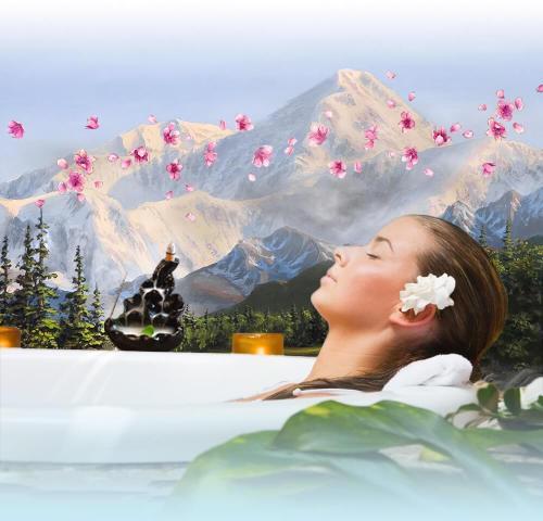Incense Fountain - Stress & Anxiety Relief, Promotes Deep Healing Sleep, Mental Calmness