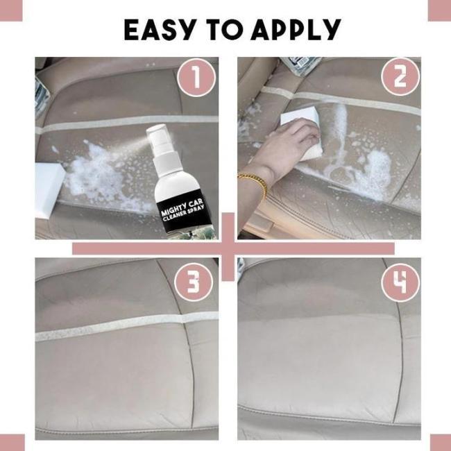 Mighty Car Cleaner Spray