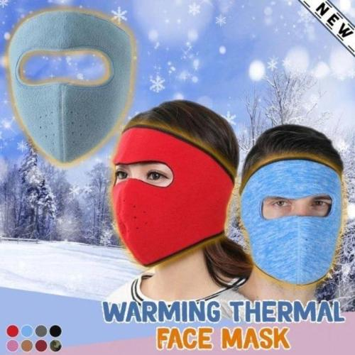 EAR-PROTECTING WARM MASK