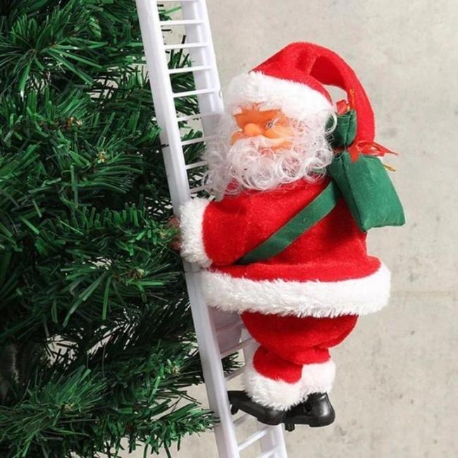 Christmas Hot Sale! Climbing Santa Claus