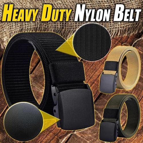 Heavy-Duty Nylon Belt