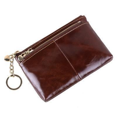 Women's short coin purse