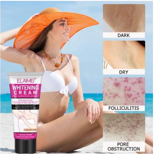 Collagen Whitening Cream