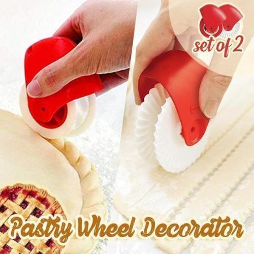 Pastry Wheel Decorator