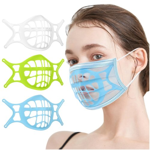 6th Generation Upgraded Version Silicone 3D Mask Bracket