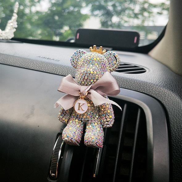🌟NEW🌟  Rhinestone Car Perfume Interior Accessories