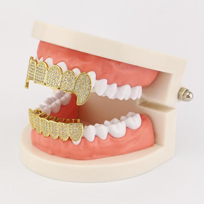 Hip hop Teeth