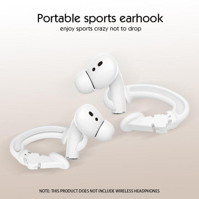 EarHook-Prevents Loss Of AirPods/ Earbuds