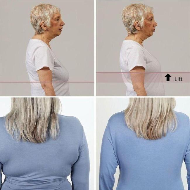 Plus Size Front Closure Elastic Push Up Comfort Bra