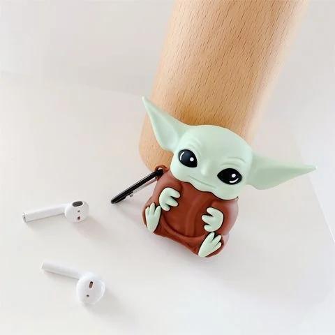 Airpods Case Cover Baby Yoda