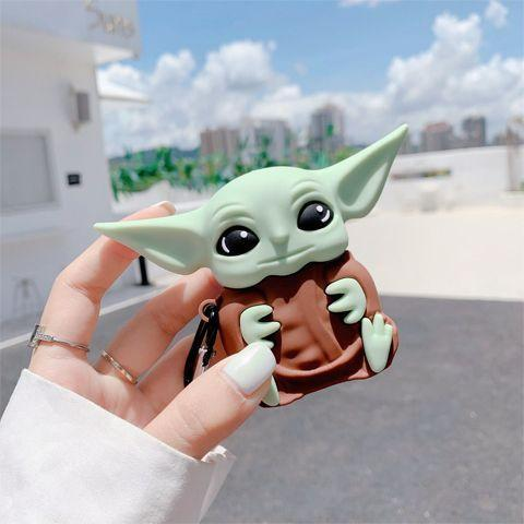 Airpods Case Cover Baby Yoda