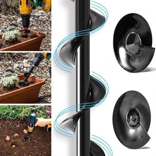 Garden Spiral Hole Drill