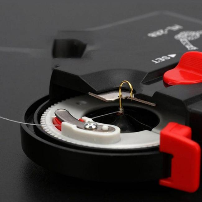 Automatic Fish Hook Tying Machine