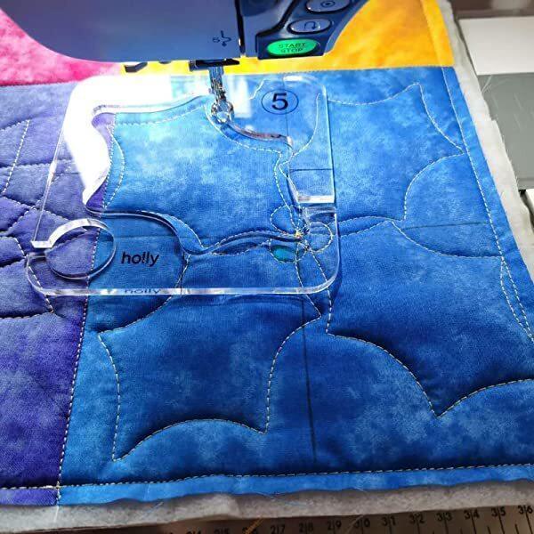 Domestic Sewing Machine Ruler