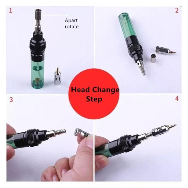 Portable Torch Welding Tool