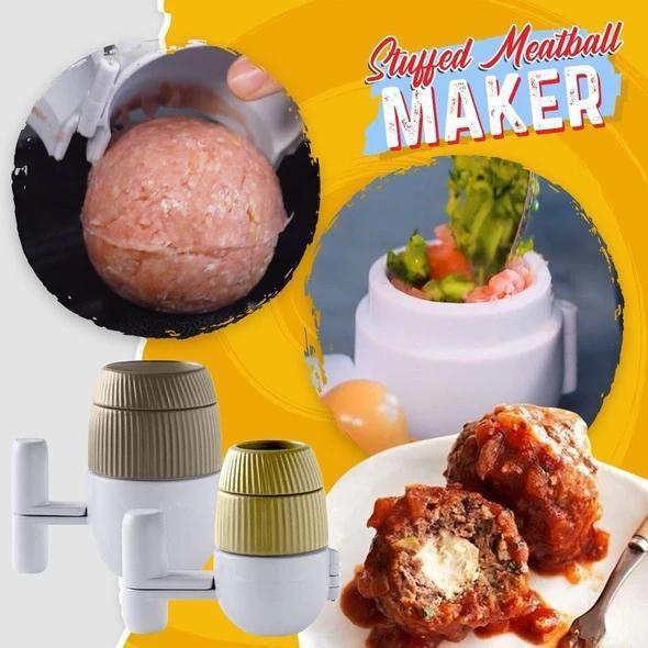 Stuffed Meatball Maker