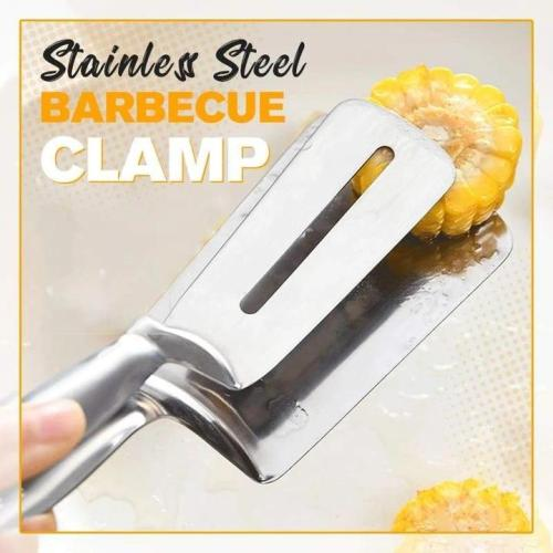 Stainless Steel Barbecue Clamp
