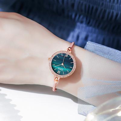 Retro Elegant Lady Watch