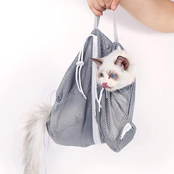 Multi-function Grooming Bath Bag