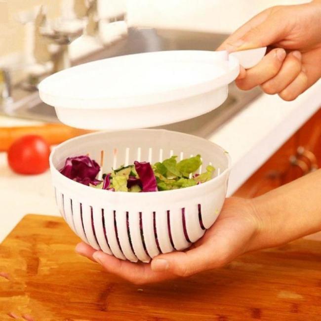 Quick Chop Salad Bowl