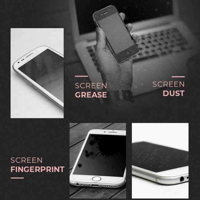 3 in 1 Fingerprint-proof Screen Cleaner🔥