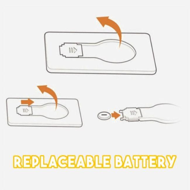 Foldable LED Pocket Lamp