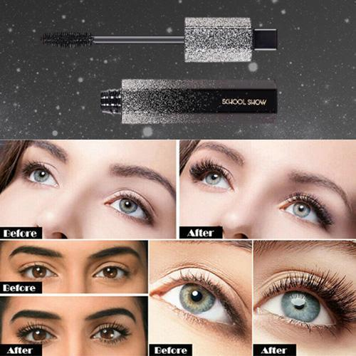 4D Waterproof Flexible Brush Galaxy Mascara