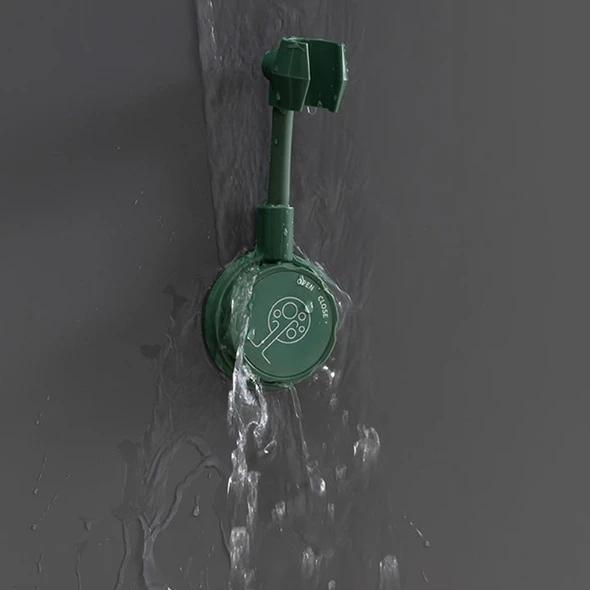 Removable non-punch shower holder
