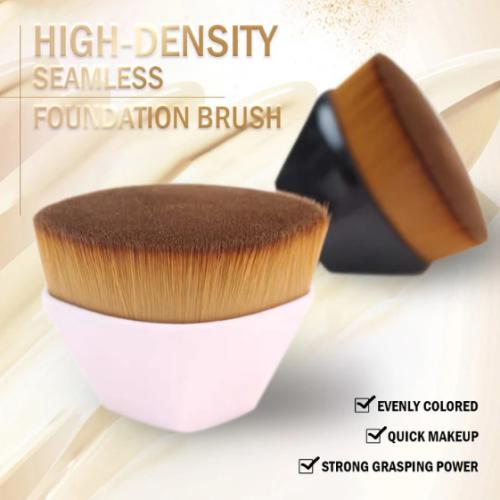 High-Density Seamless Foundation Brush