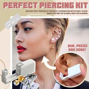Easy Self Piercing Kit