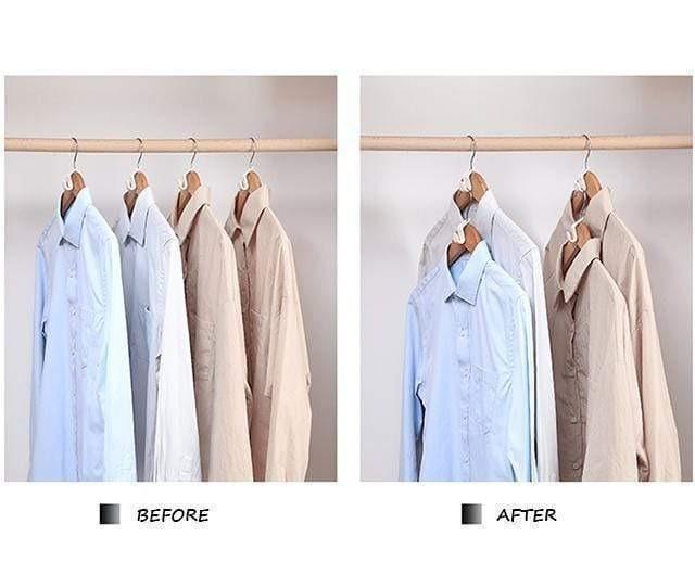 Clothes Hanger Connector Hooks