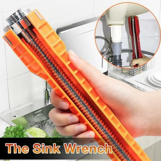 The Sink Wrench