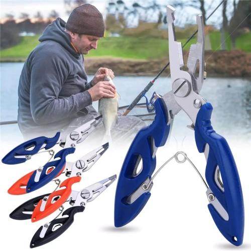 (Early Christmas Sale) Multifunction Fishing Plier Scisso