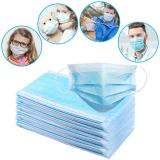 [DEAL] Factory wholesale Disposable Medical protection Face Mask, Blue, with FDA Certificate