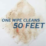 10 Pack 100 Wipes 75% ALCOHOL Wipes Cleaning Wipes, Hand Wipes, Large Wipes for Personal and Home Use