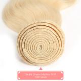 Brazilian Remy Hair Human Weaves Bundles 613# Body wave Human Hair Weft