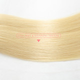 Brazilian Straight Virgin Hair Extension 613# Color 8~34 Inches 100% Unprocessed Human Hair Weave Bundles Ali Queen Hair
