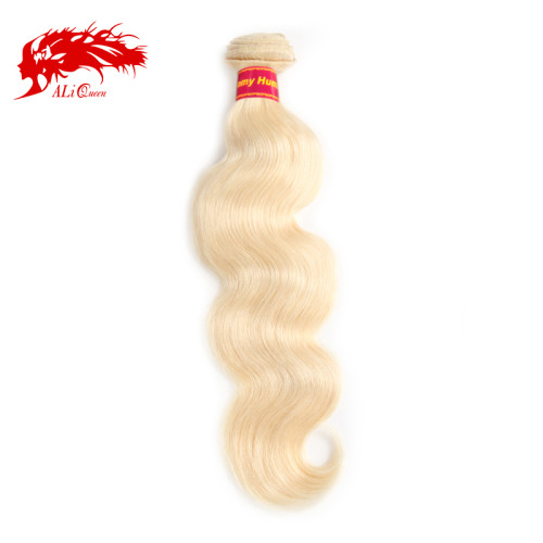 Brazilian Remy Hair Human Weaves Bundles 613# Body wave Human Hair Weft