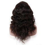 Brazilian Loose Wave 13x4 Lace Front Wig Pre Plucked With Baby Hair 8-26 Inches Human Hair Wigs Virgin 150% Density