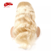Body Wave Lace Front Wig 613# Blonde Hair Wig Human Hair Wigs 130 Density 13x6 Remy Hair Wigs